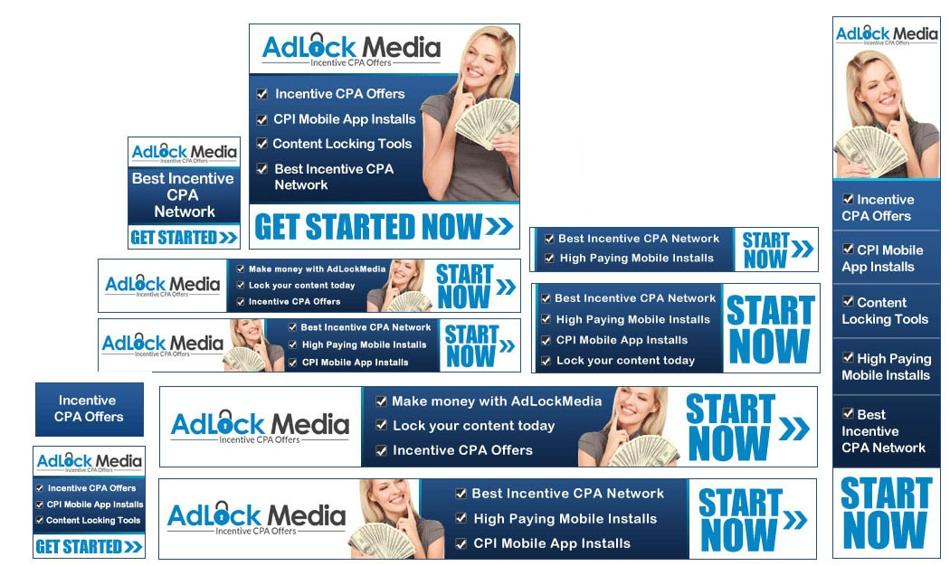 adlock media banner set example