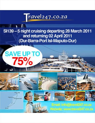travel247 flyer example