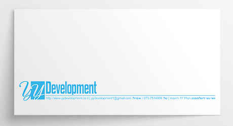 yydevelopment envelope design example