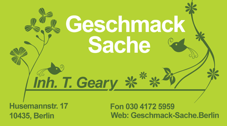 Business Card Design For Geary