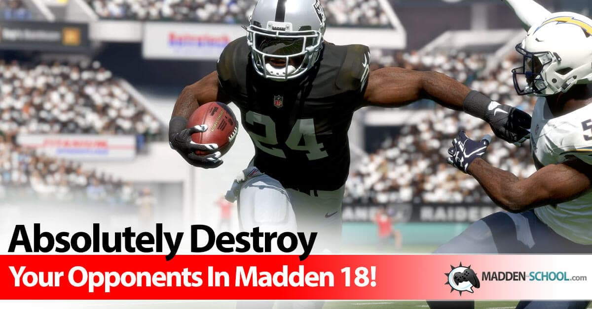 madden facebook ad design
