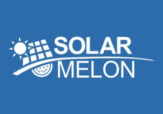 Solar Melon Logo Example