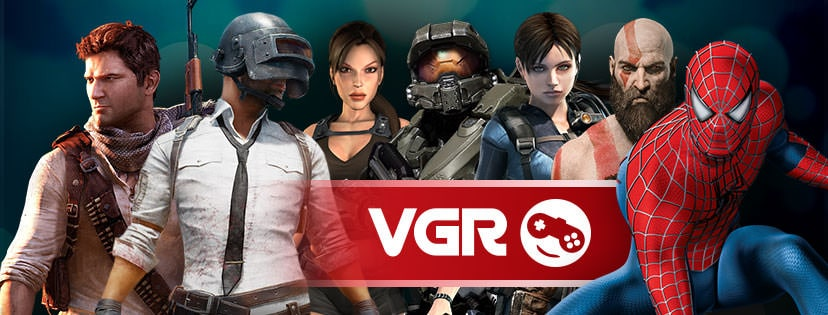 facebook cover design for VGR