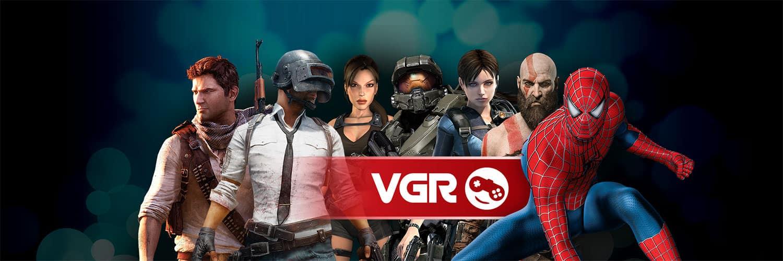 Twitter Header Design For VGR