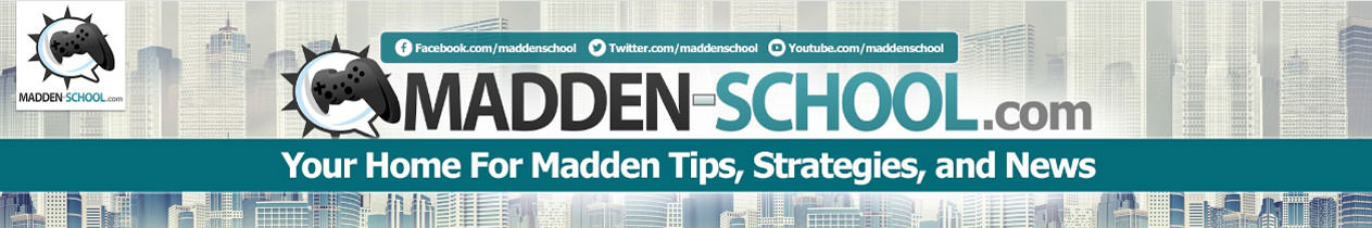 Madden School Youtube Header Design
