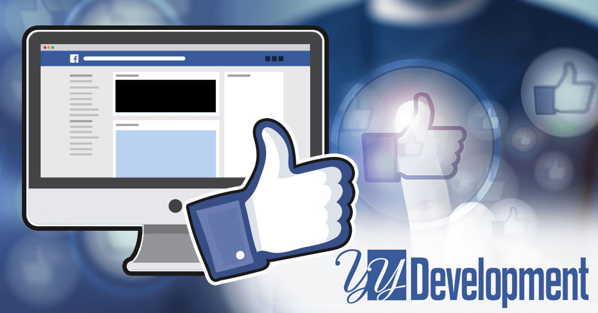like facebook ad design