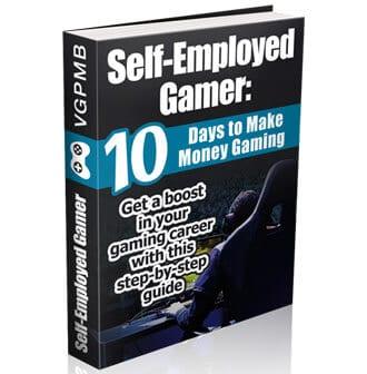 Gamers Ebook Cover Design