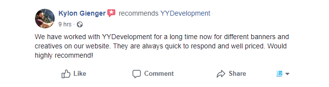 Kylon Facebook Review