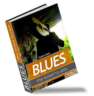 blues learning ebook cover design