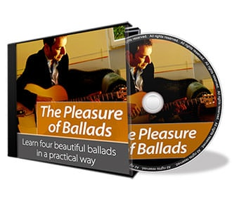 Guitar CD cover Example