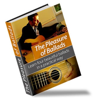 Guitar Lessons Ebook Example
