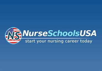 Nurse Schools Logo Example
