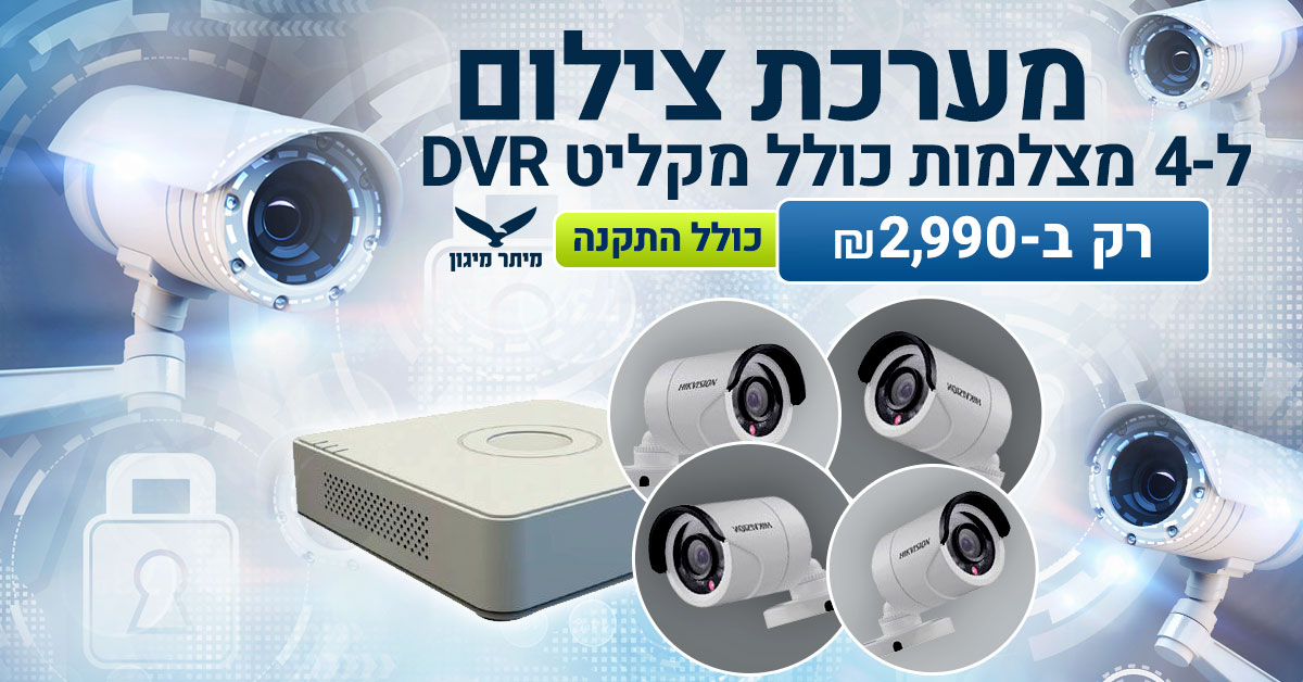 Security Cameras Facebook Ads Design