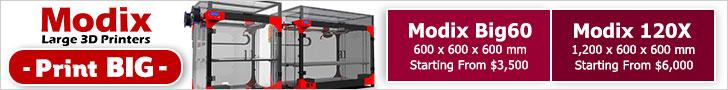 3D Printer Banner Example