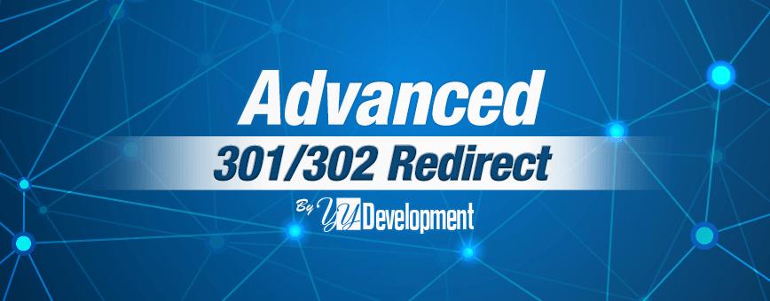 Advanced 301 and 302 Redirect WordPress Plugin