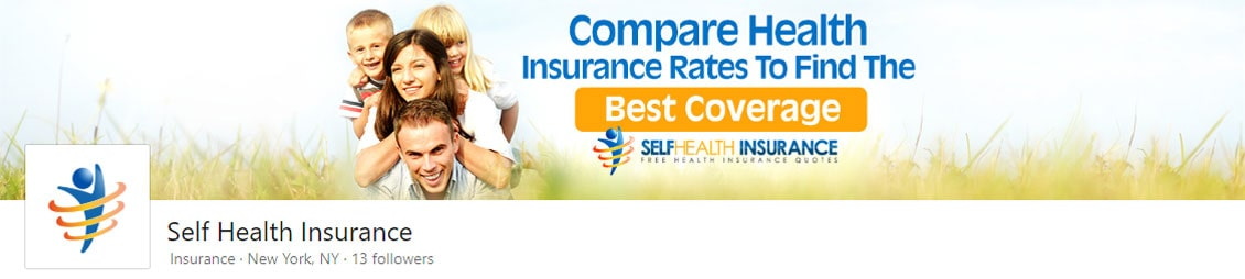 Self Insurance Linkedin Banner Design