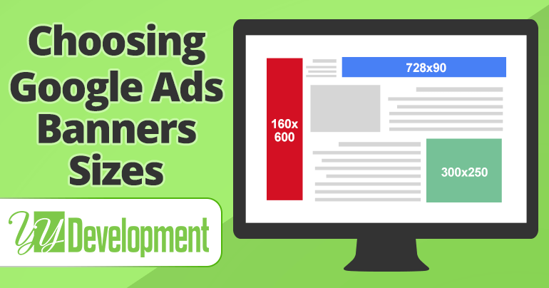 Google Ads Banners Sizes Tutorial