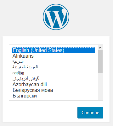 Wordpress Languages Support