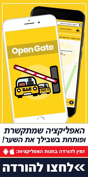 Opengate Phone App 300x600 Banner