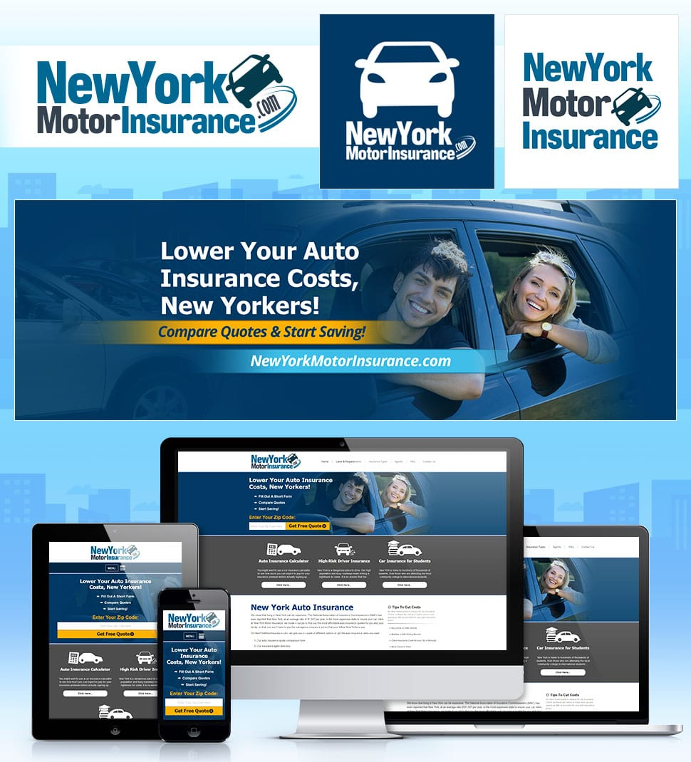 Car Insurance Business Branding